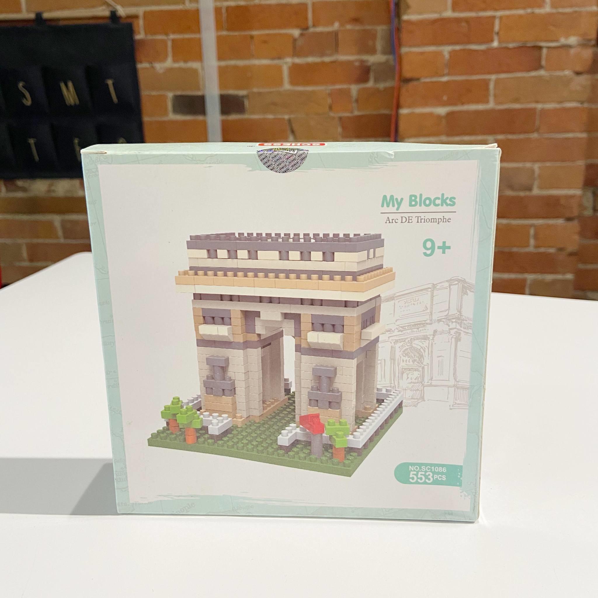 Famous Lego Building