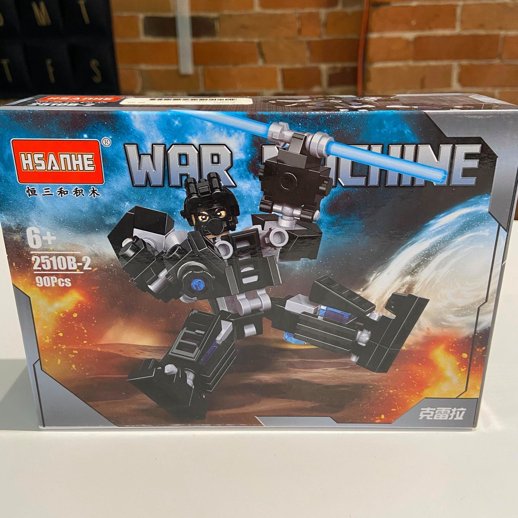 2510B War Machine
