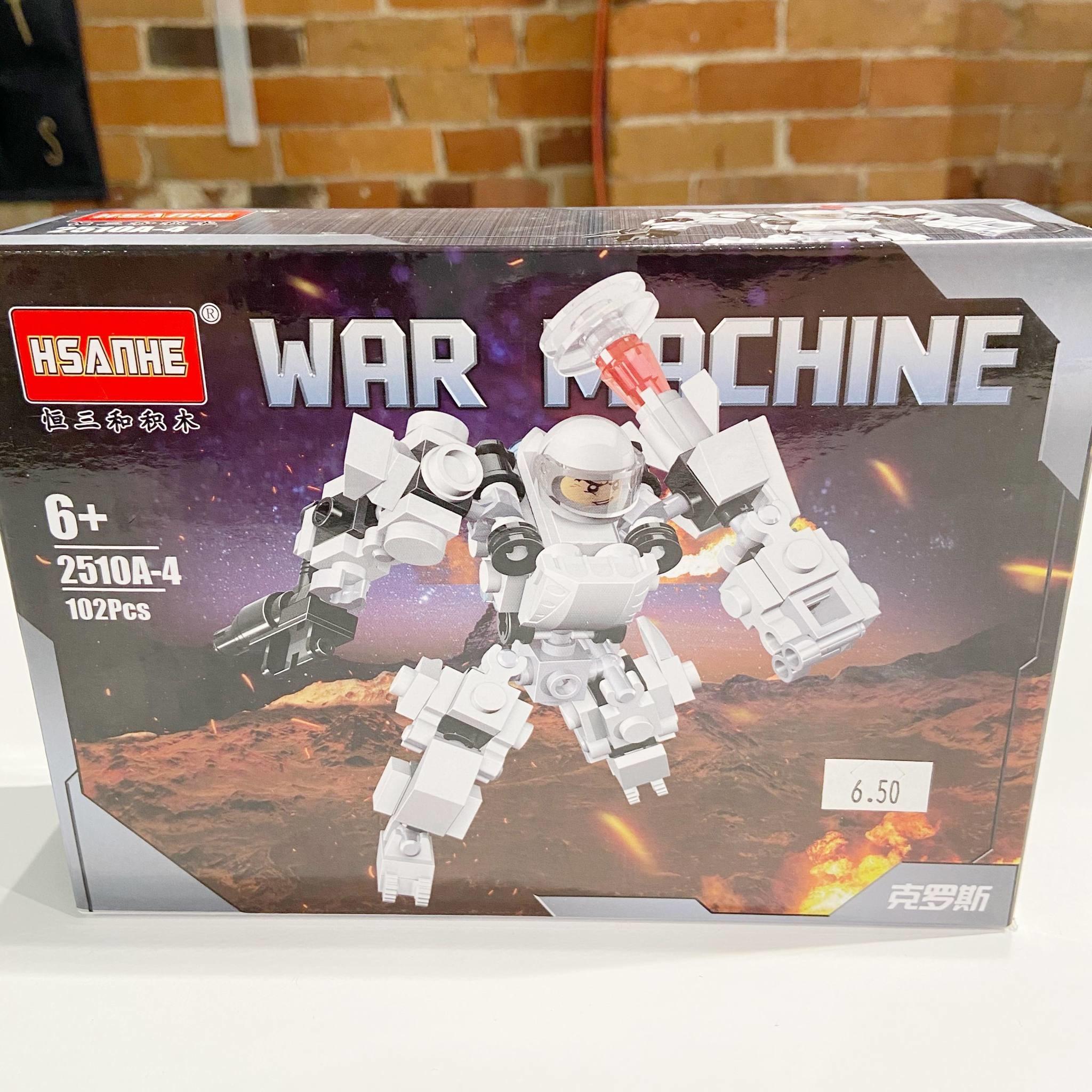 2510A War Machine