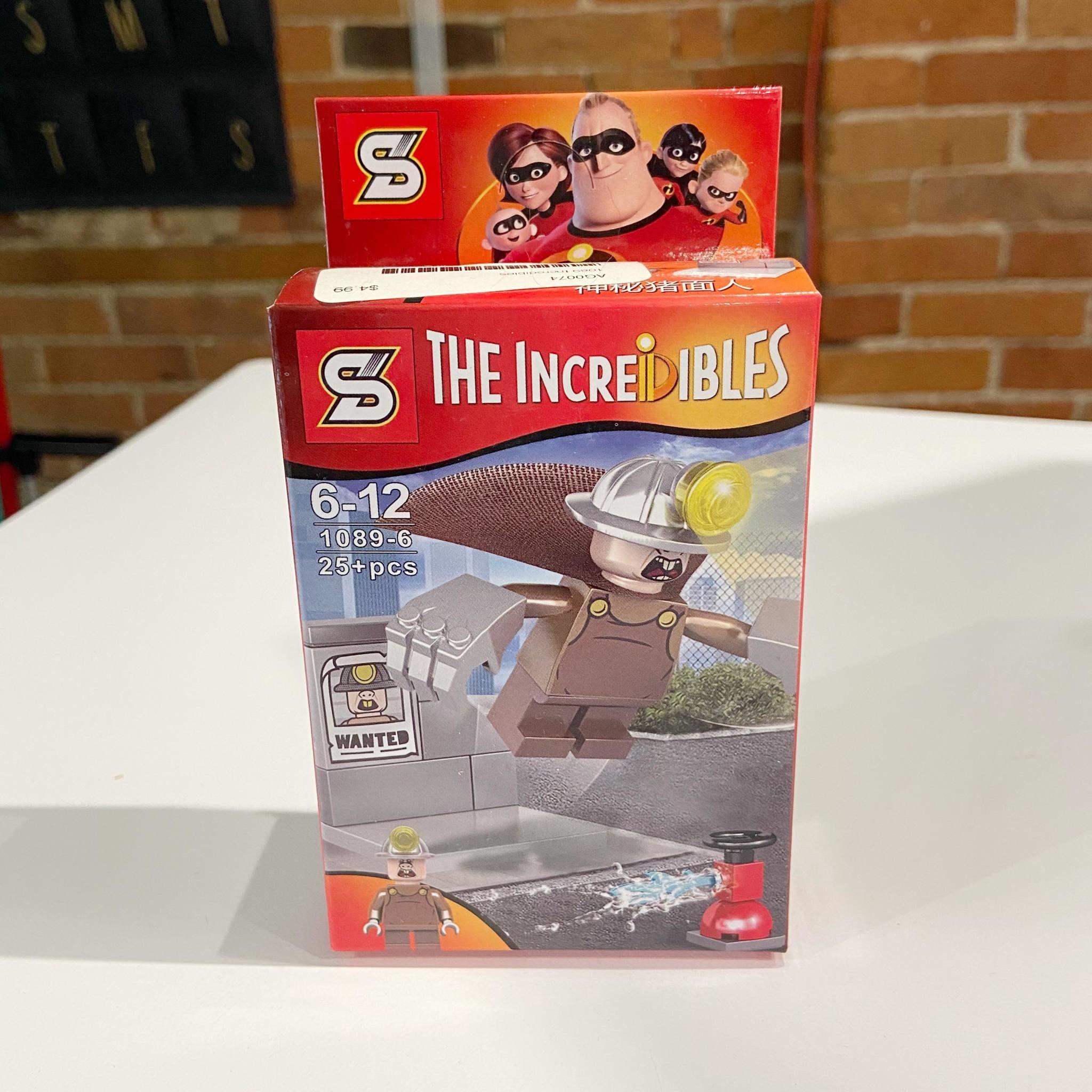 1089 Incredibles