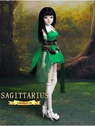 Horoscope BJD Doll