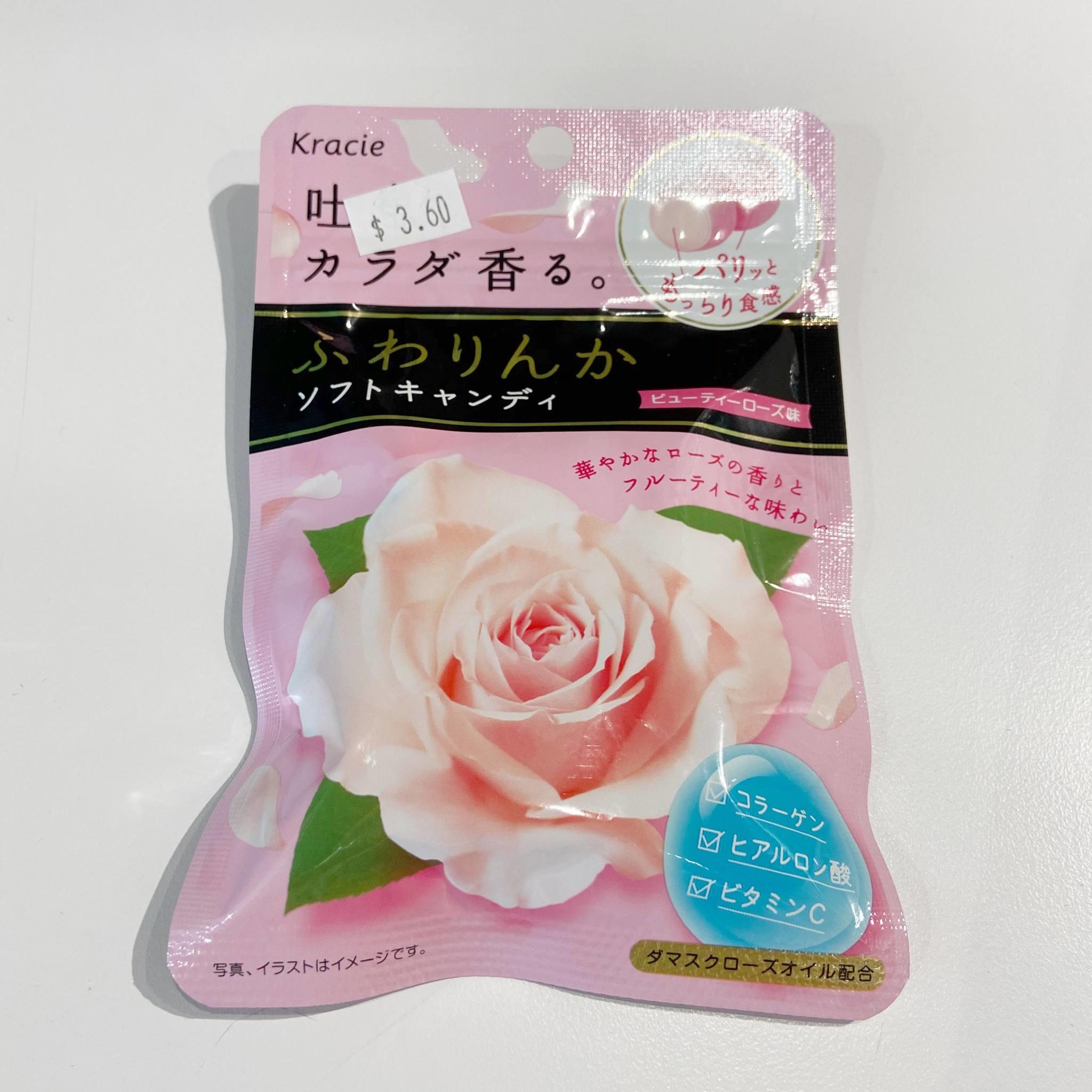 Kracie Rose Candy
