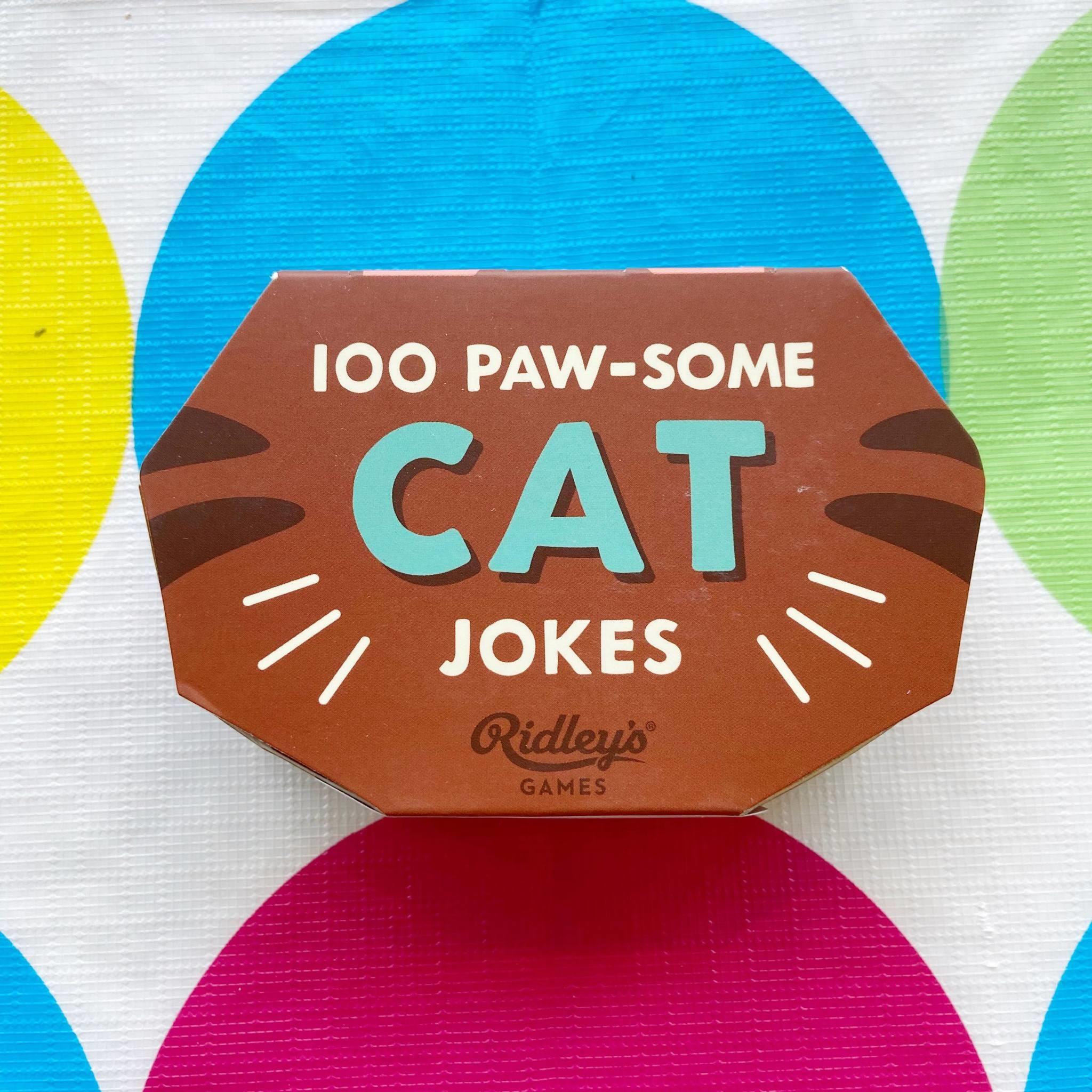 100 Paw-some Cat Jokes