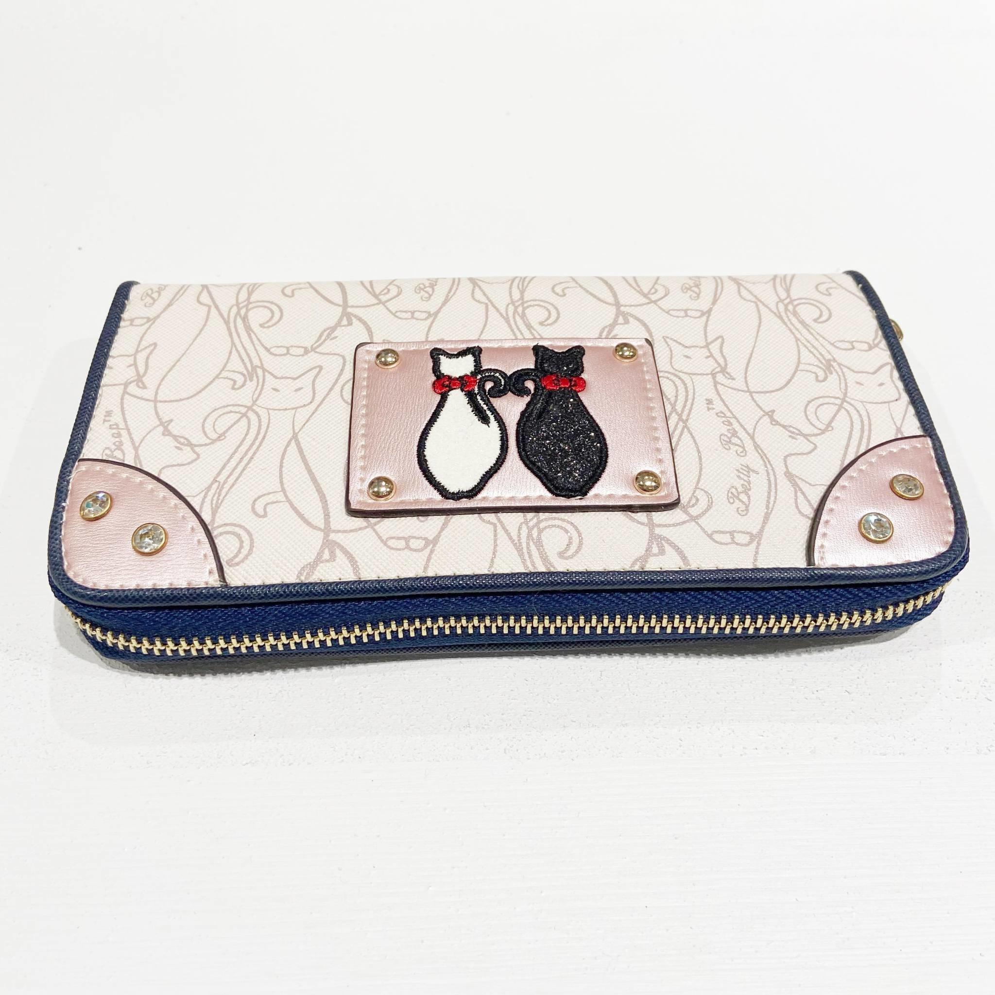 A200292-18 Cat Wallet