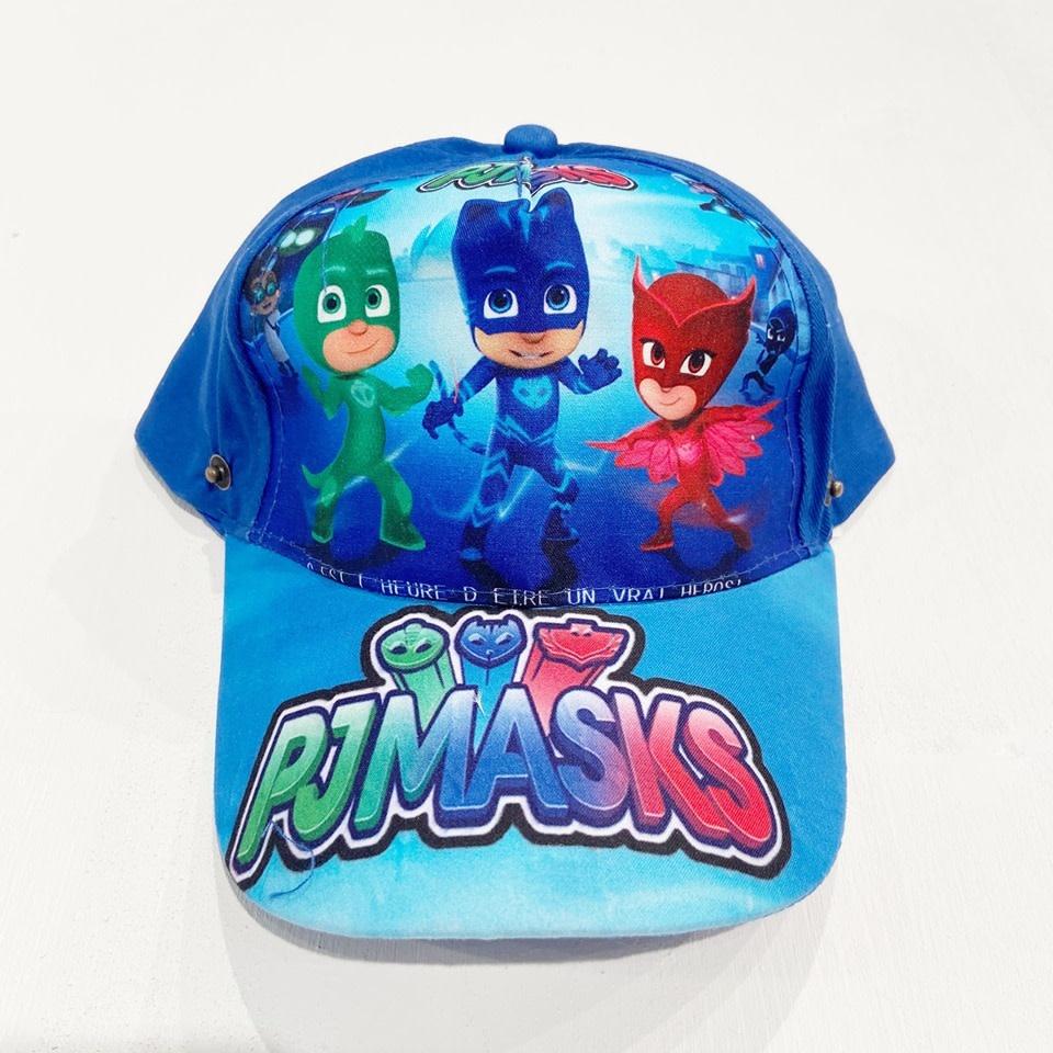 Children Protective Visor and Hat Adjustable (PJMASK)