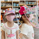 Children Protective Visor and Hat Adjustable (Mickey Pink)