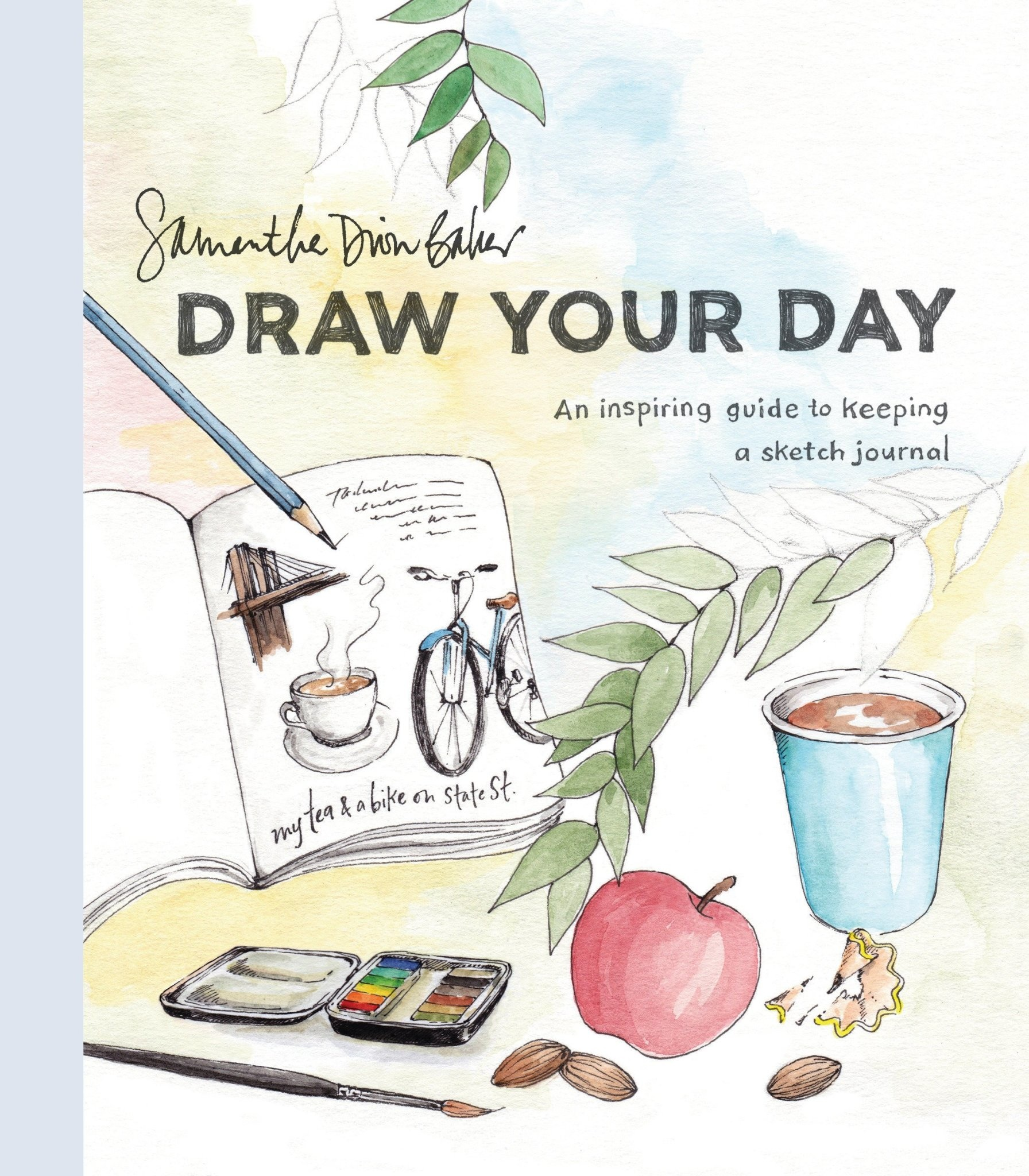 Draw Your Day Book