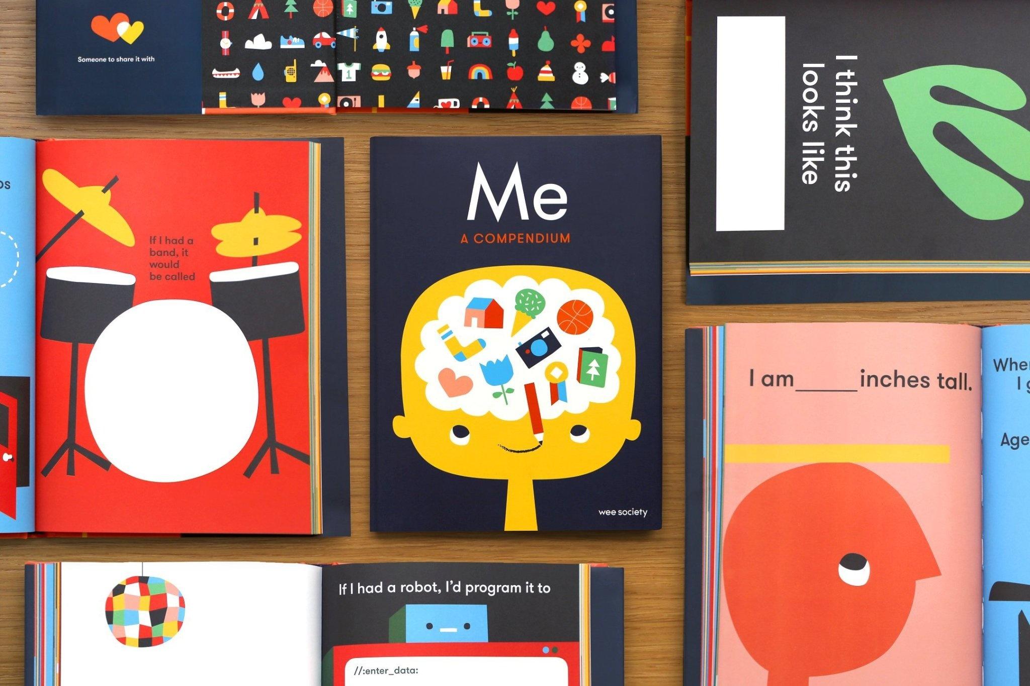Me: A Compendium Book