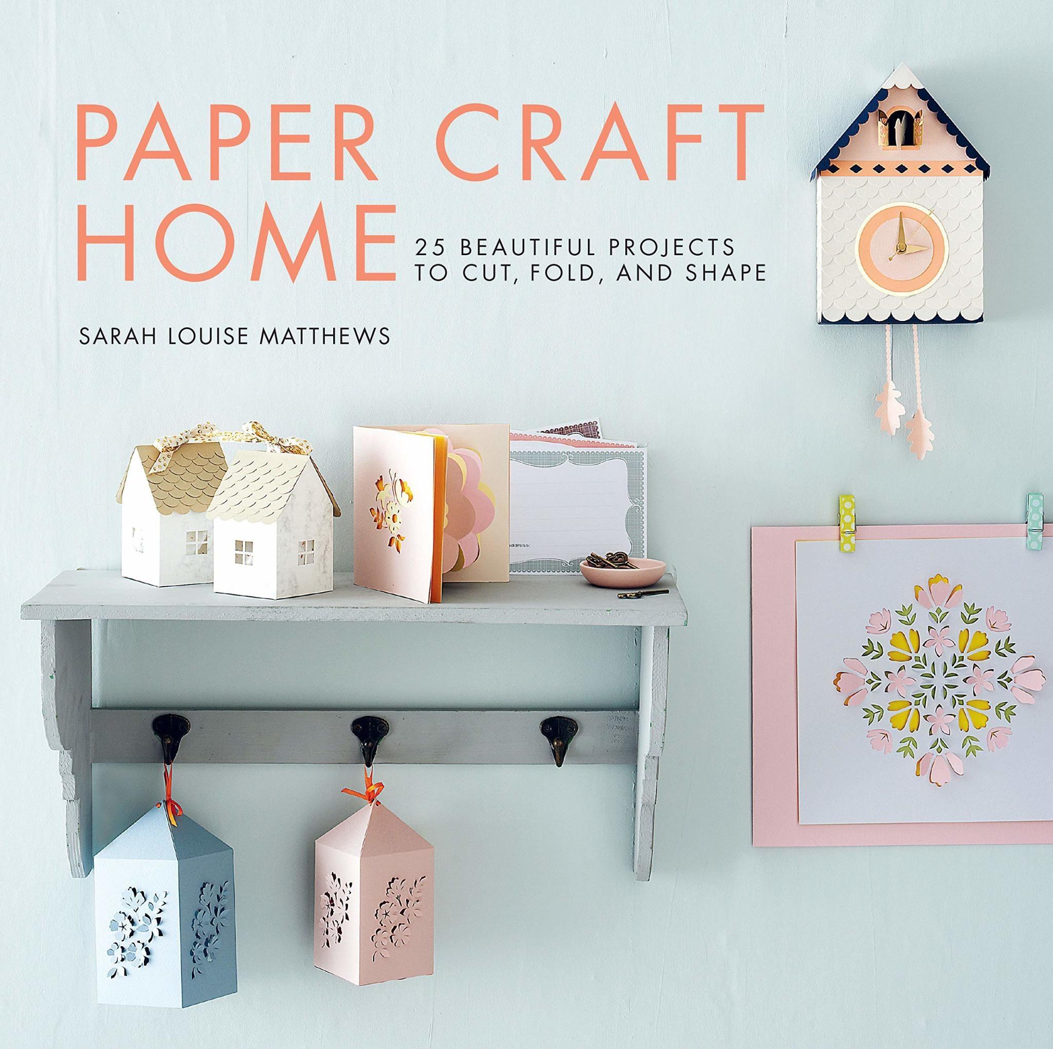 Paper Craft Home Book