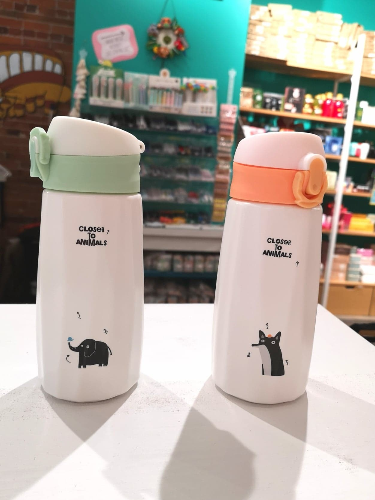 CY276-2 Ceramic WaterBottle Mugs