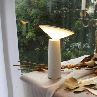 Triangle Nightlight Lamp White