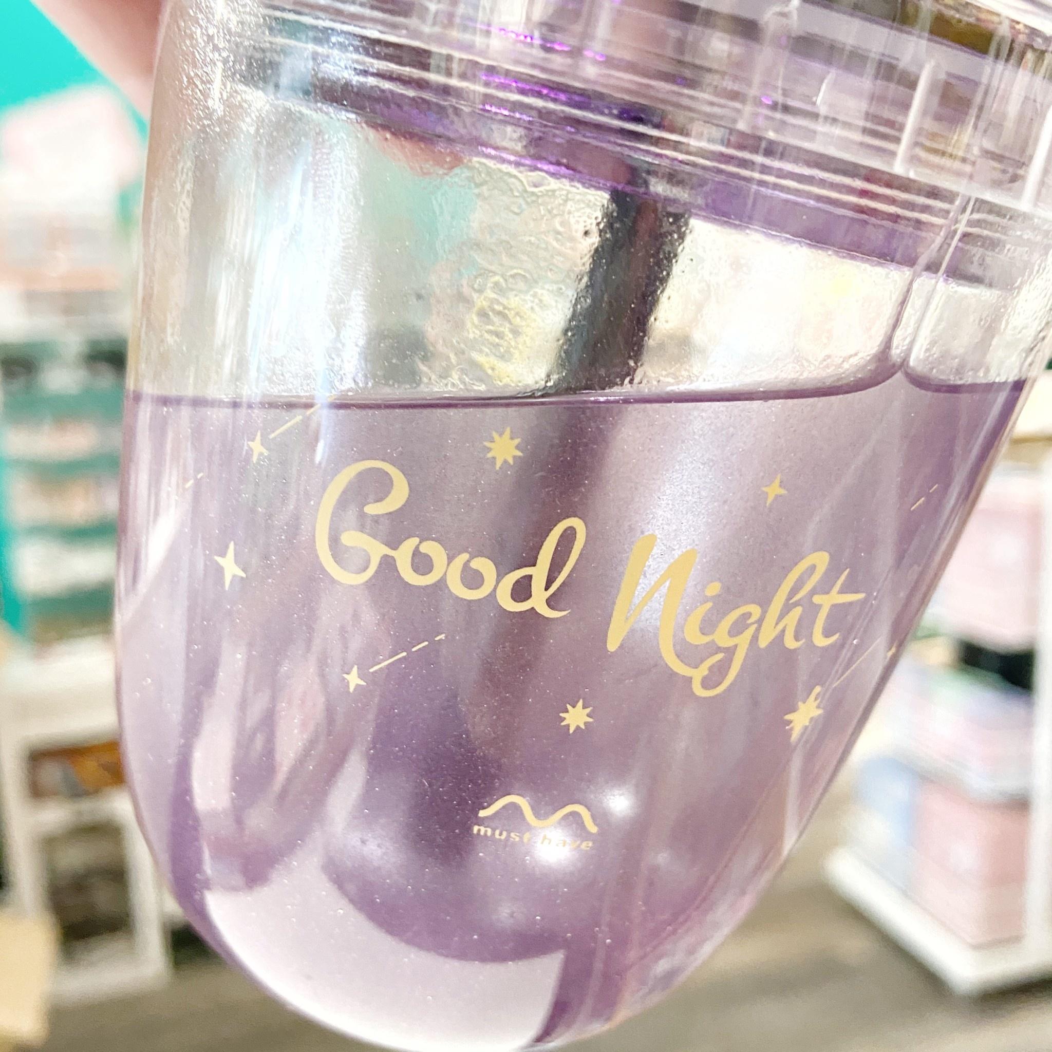 MHK030777 Night Plastic Waterbottle