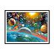 WM3137-04 Planet DIY Dot Painting