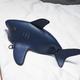 Blue Shark Purse