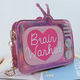 Brain Washed Purple Purse