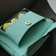 Mint Green Purse with Chicks