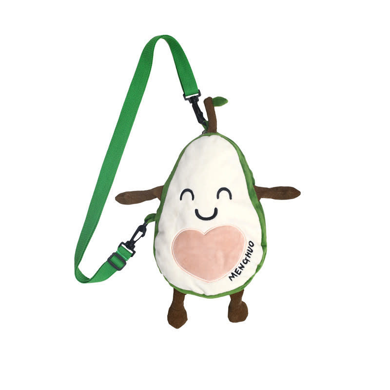 White Pear Purse