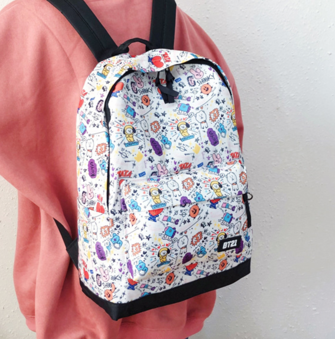 BT21  Backpack
