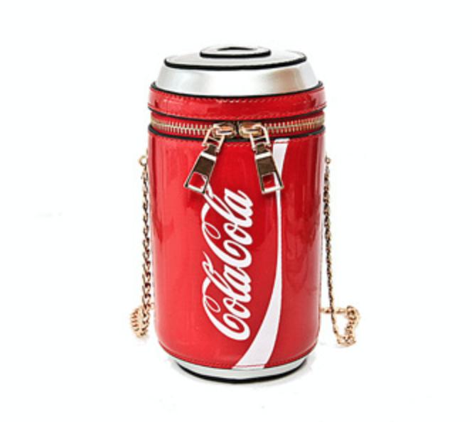 Soda Can Purse