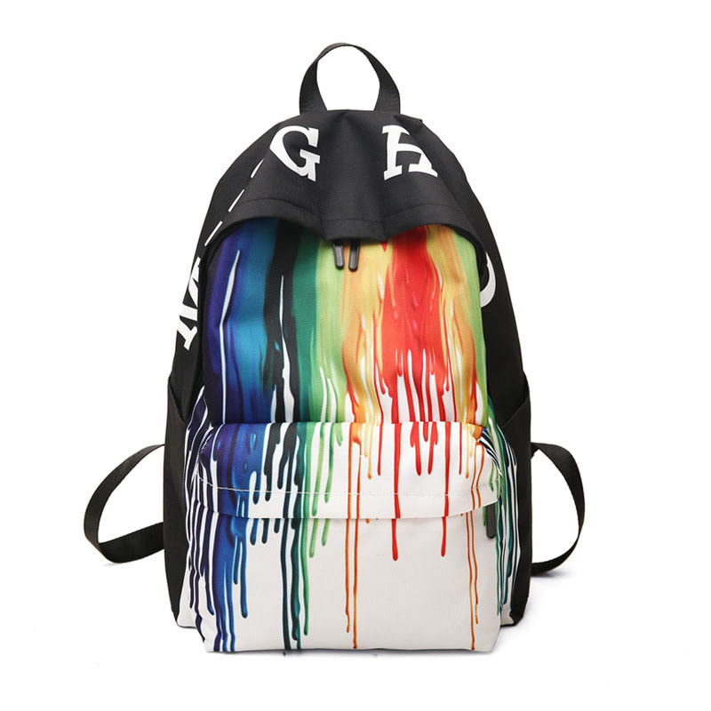 Rainbow Splash Backpack