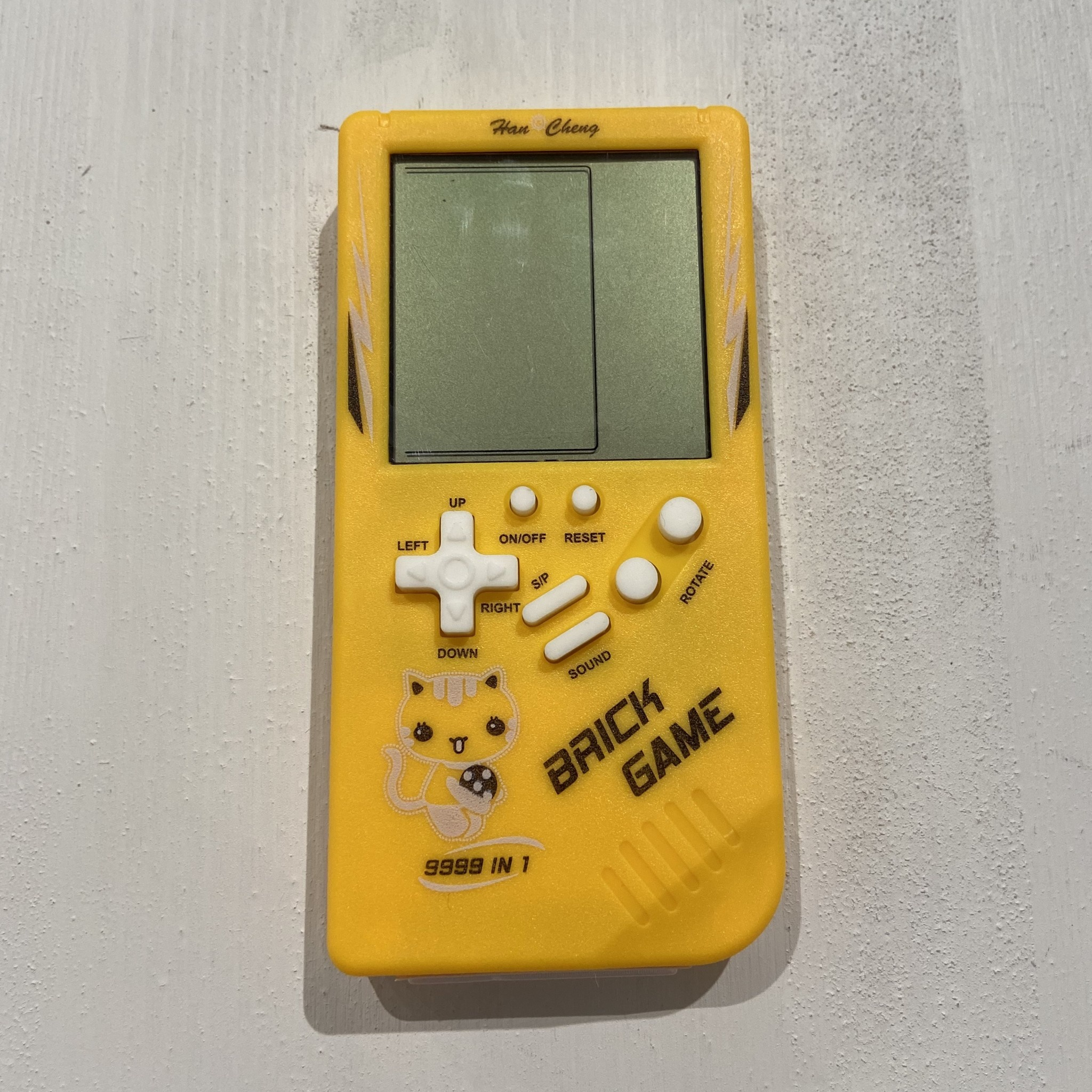 Brick Game Boy 9999 in 1