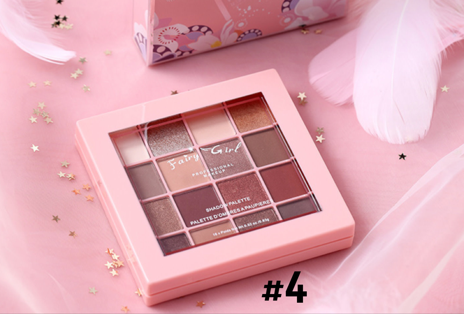 8016 Fairy Girl Eyeshadow Palette