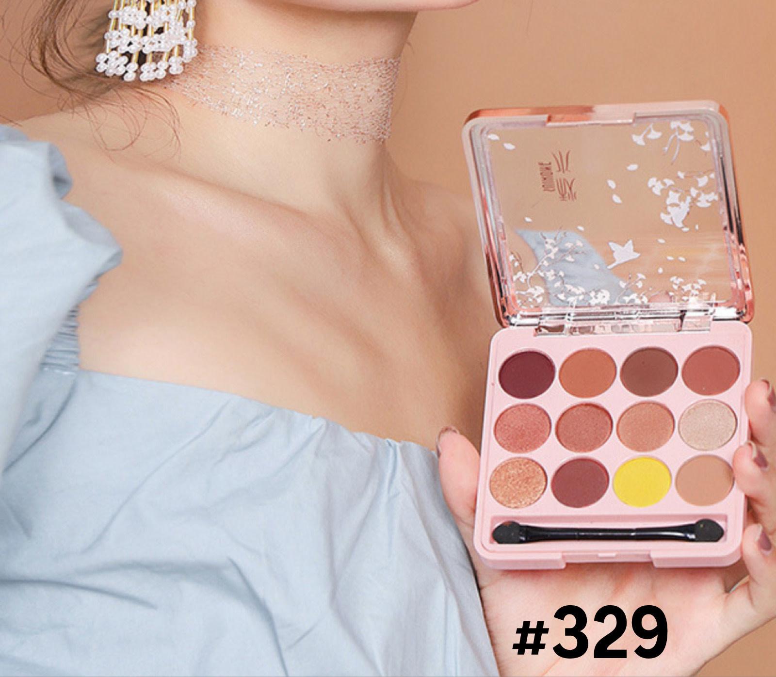 Sukone Eyeshadow Palette