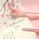 Cherry Blossom Gel Ink Pen 0.5mm