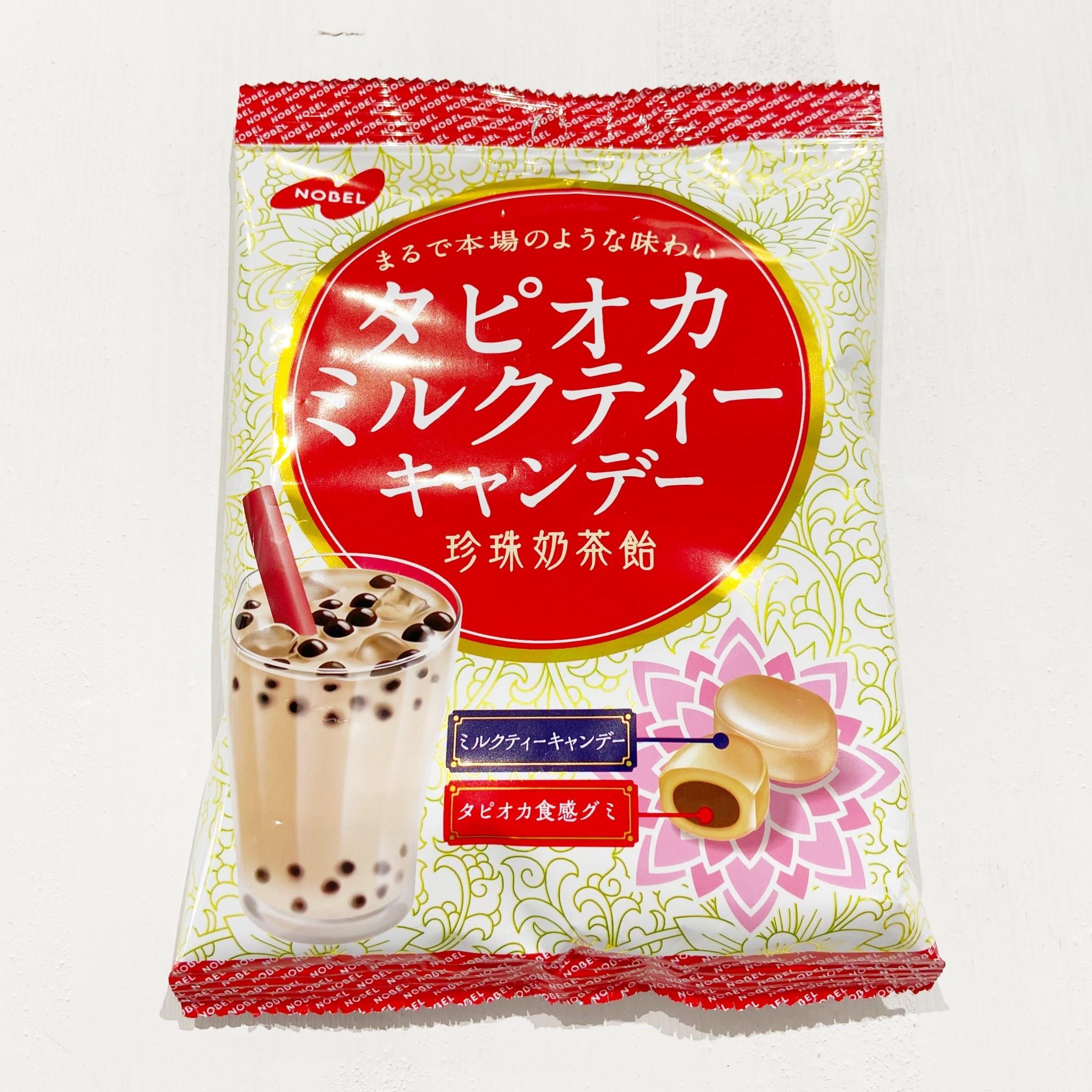 NOBEL Bubble Tea Candy