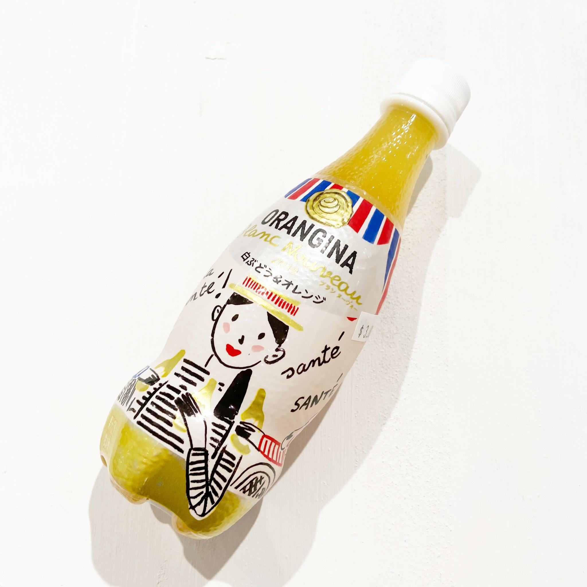 SUNTORY Orangina Blanc Nouveau Orange Juice