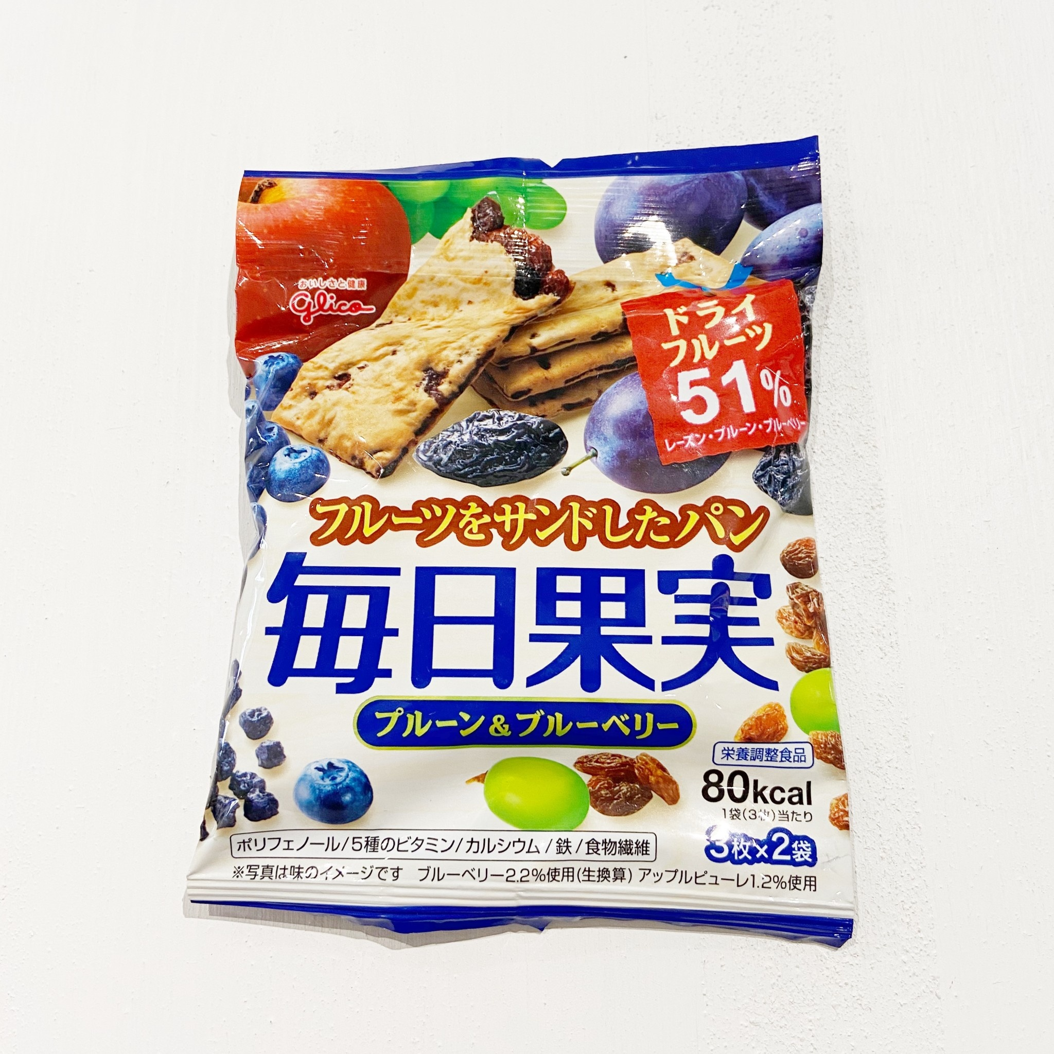 GLICO Mainichi Kajitsu Everyday Fruit