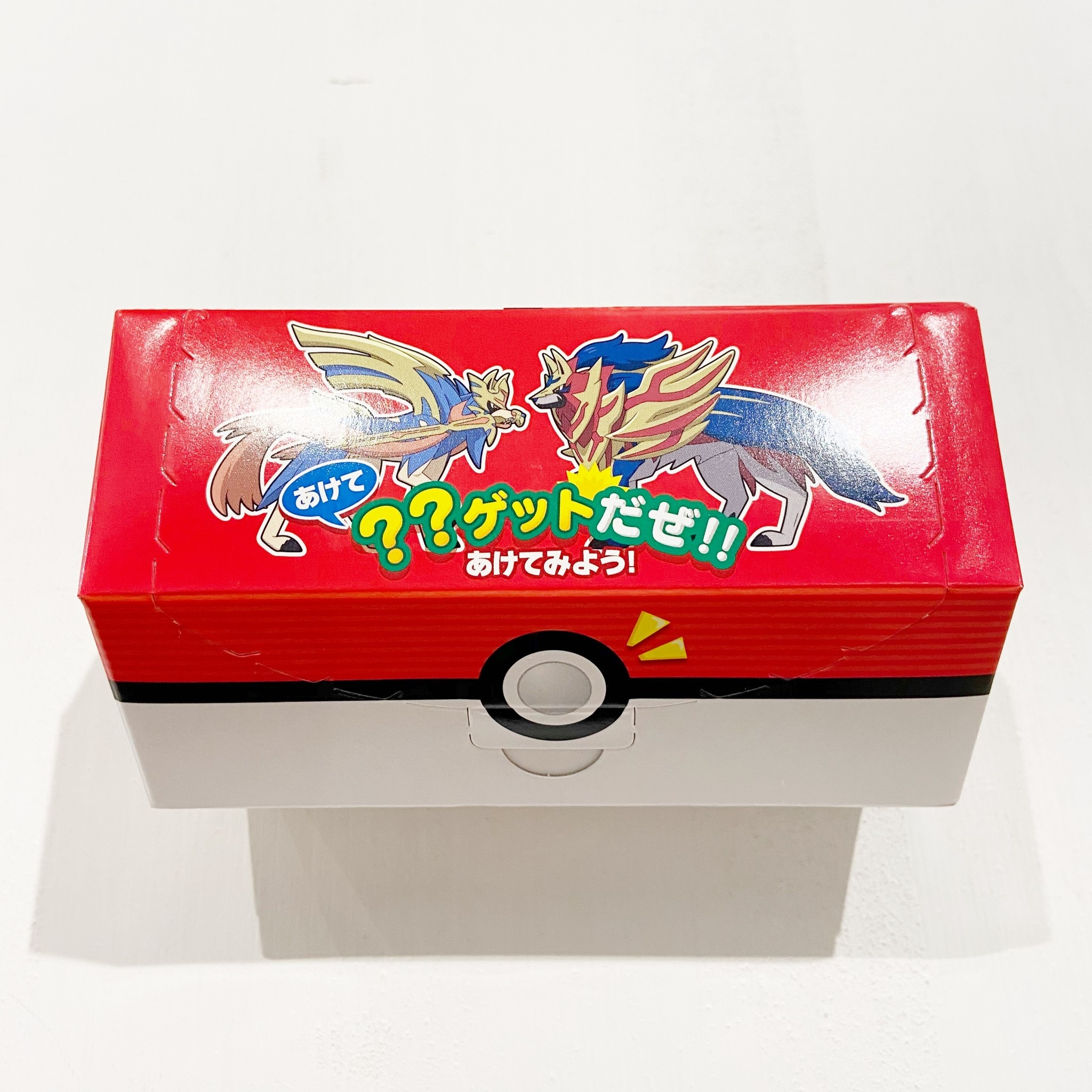 TOHATO Pokemon Chocolate Corn Puffs