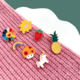 Pixel Unicorn Pin