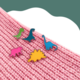 Winking Dinosuar Pin