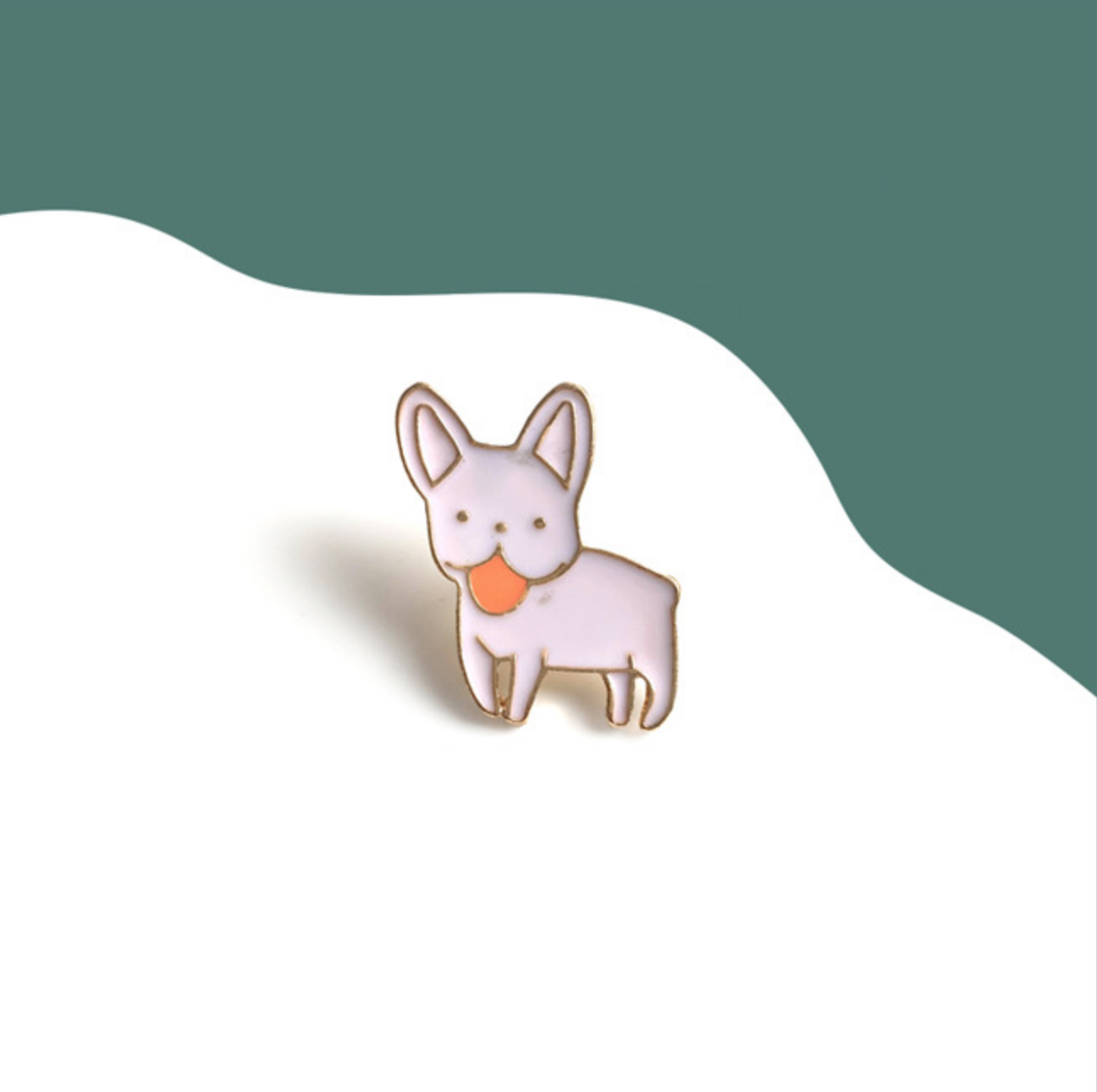 Doggy D Pin