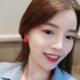 Red Dot Earring