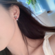 Coke and Burger Earring