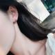 Donut and Starbucks Earring