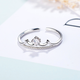 Crown Crystal Ring