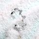 Silver Stars Ring