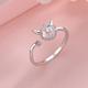 Rainbow Devil Ring