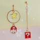 Super Mario Head Dangle Earring
