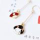 Geisha Dangle Earring