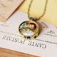 Cheshire Cat Scent Necklace