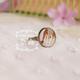 Giraffe Bronze Ring