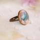 Elephant Bronze Ring
