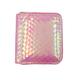 JR-239 Chrome Pink Scales Wallet
