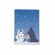 JR-399 Totoro Snowman Passport Wallet