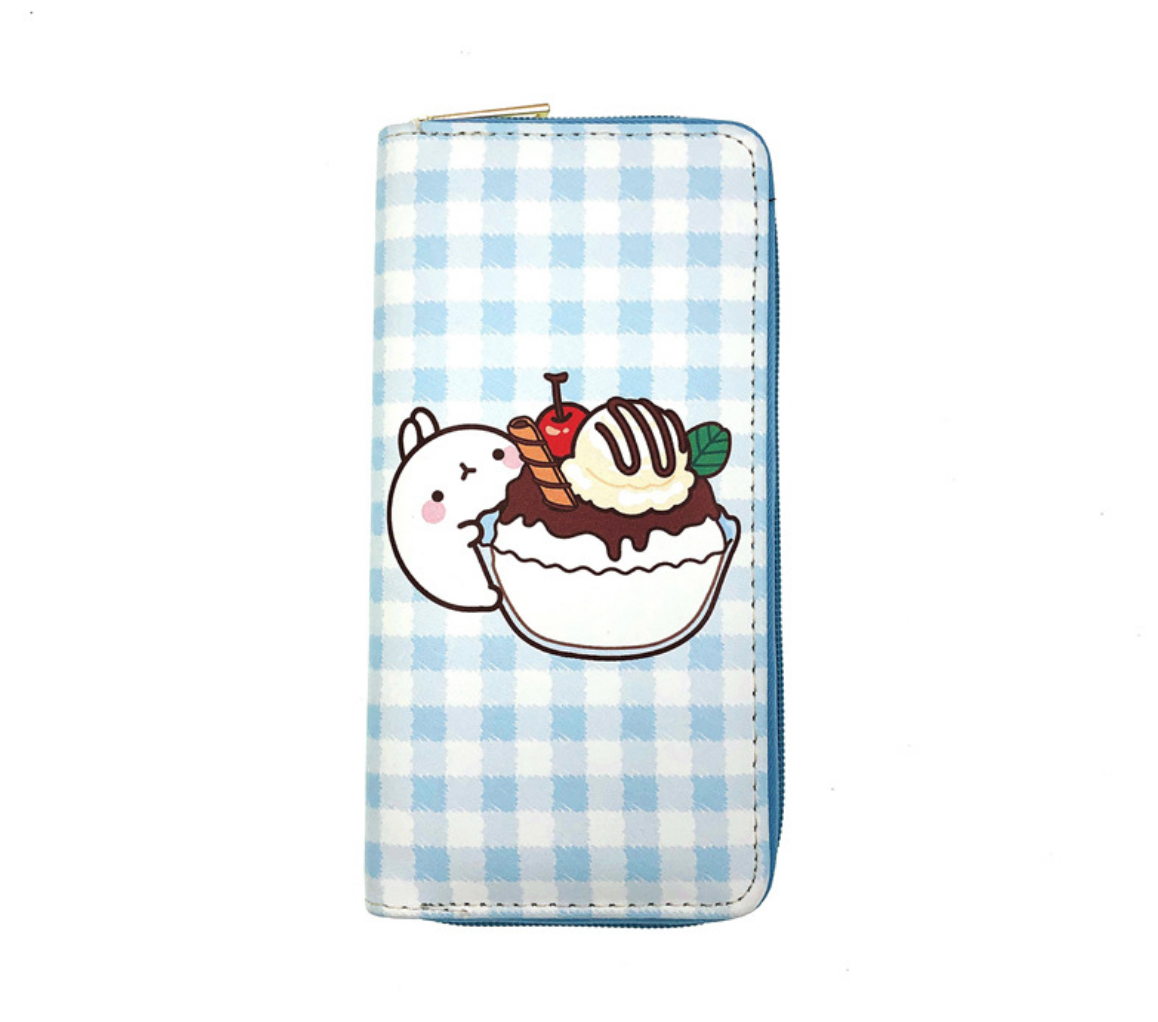 JR-436 White Rabbit Ice Cream Sundae Wallet