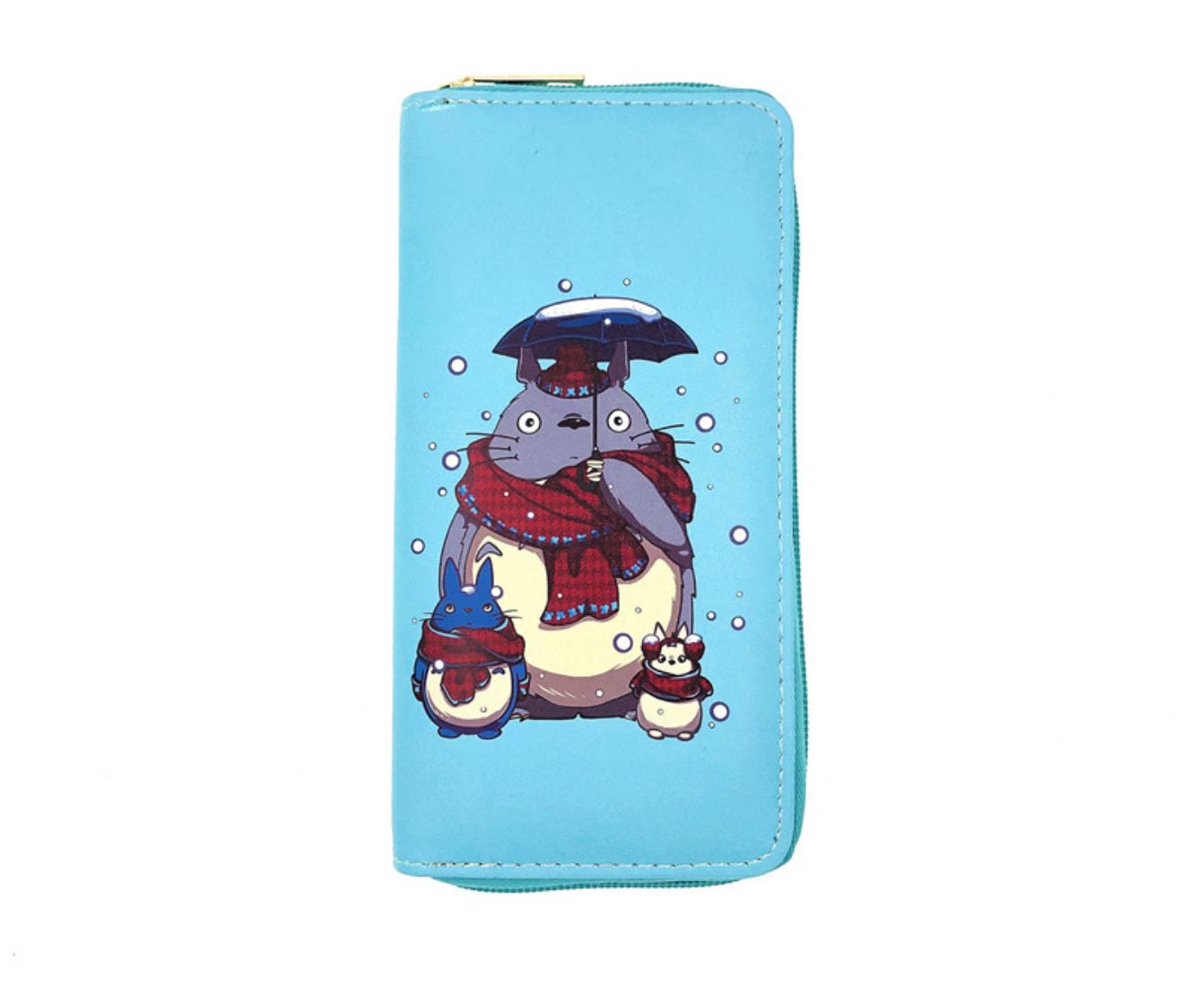 JR-708 Totoro Umbrella Wallet